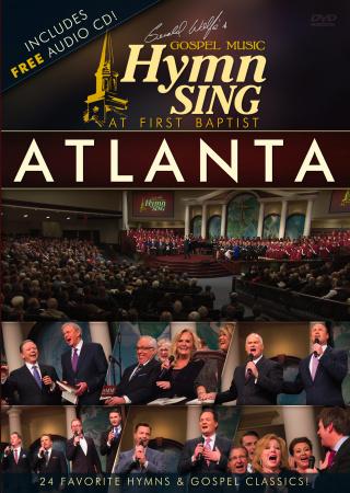 Gospel Hymn Sing Atlanta DVD & CD