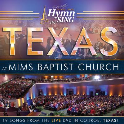 Gospel Music Hymn Sing Texas CD