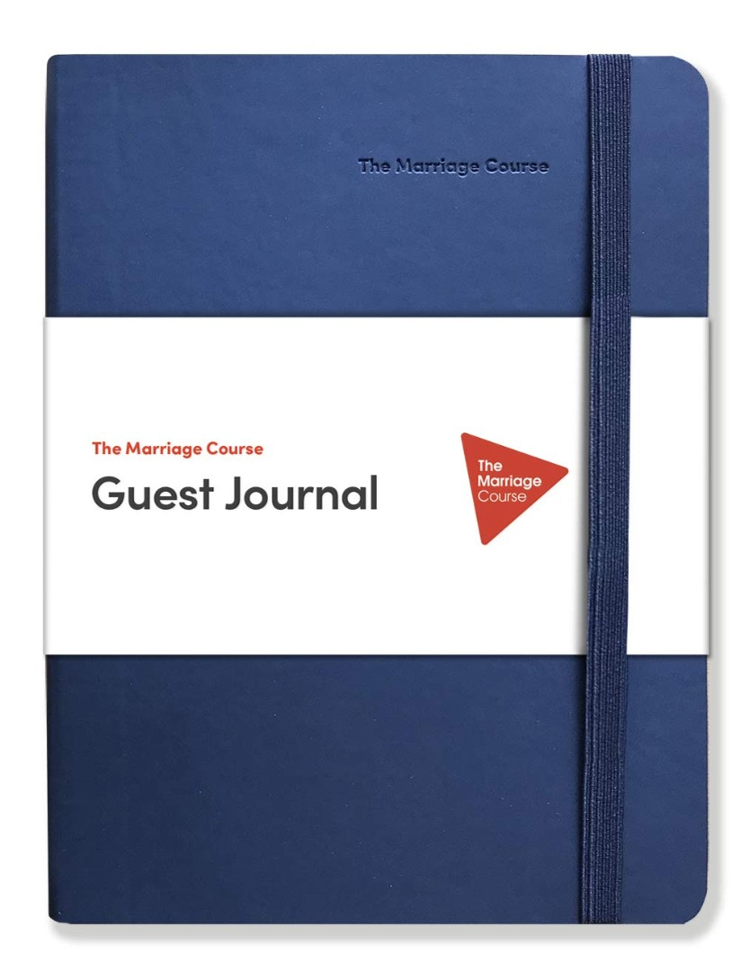 Marriage Course Guest Journal Imitation Leather