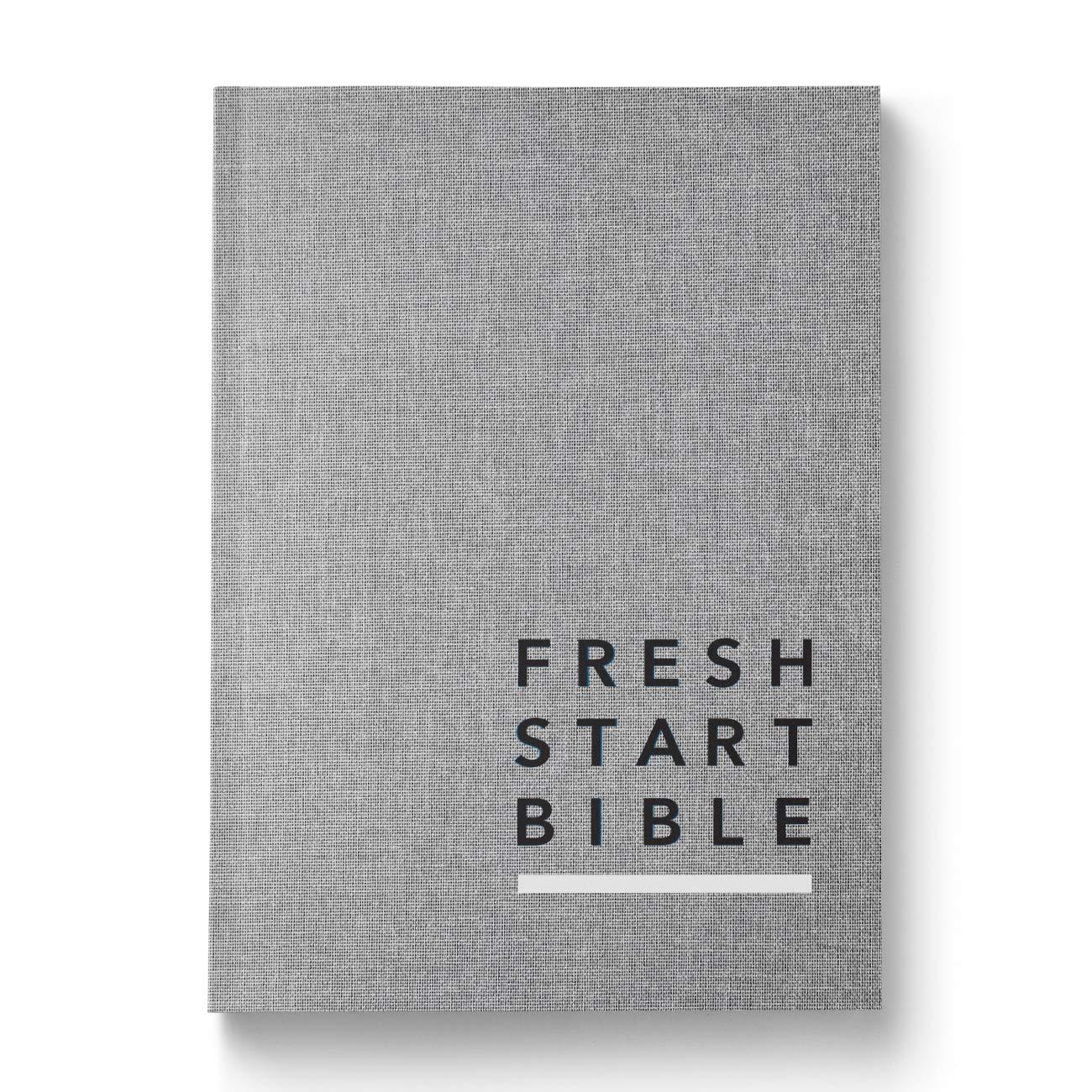 Fresh Start Bible Correctional Edition