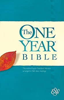 ESV One Year Bible (Softcover)