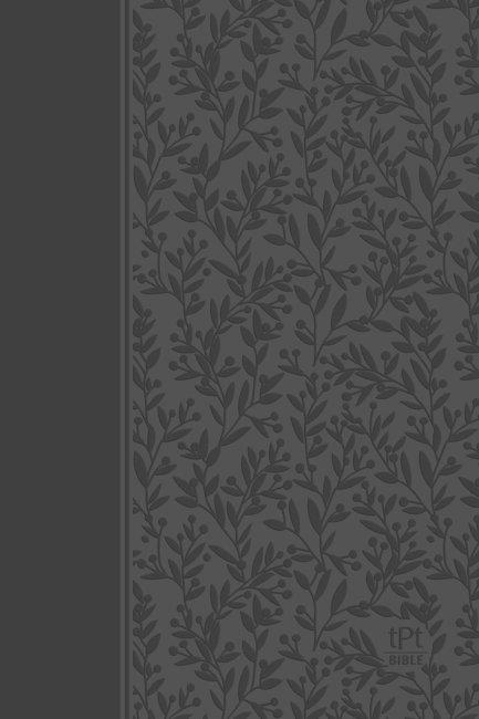 Passion Translation New Testament 2020 Edition, Grey