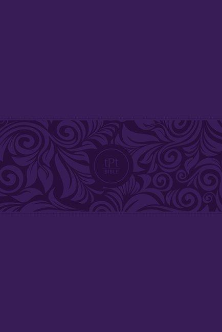 Passion Translation NT 2020 Edition, Purple, Large Print