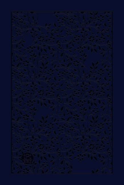 Passion Translation NT 2020 Edition, Navy, Large Print