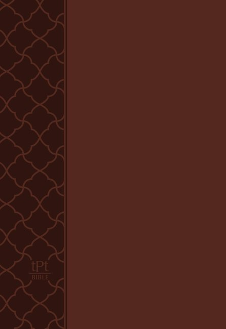 Passion Translation NT 2020 Edition, Brown, Compact