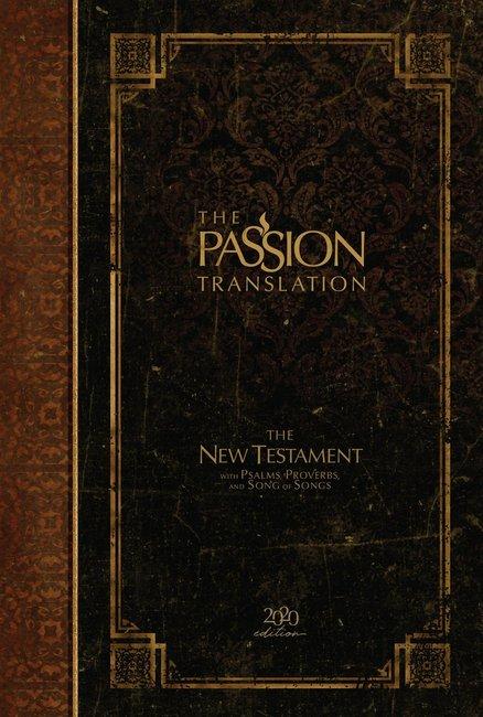 Passion Translation NT 2020 Edition, Espresso