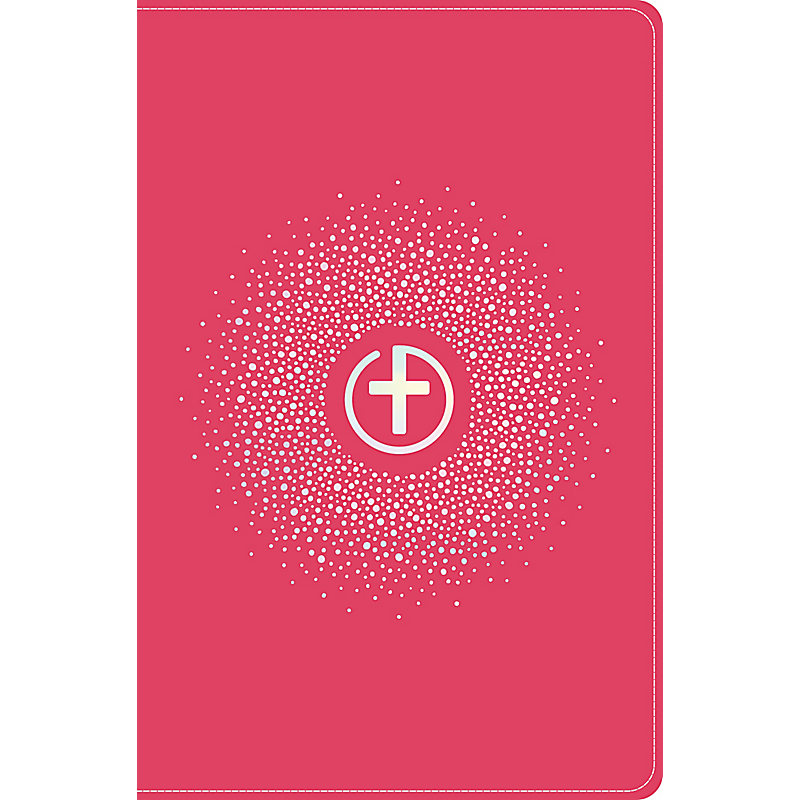CSB One Big Story Bible, Pink LeatherTouch