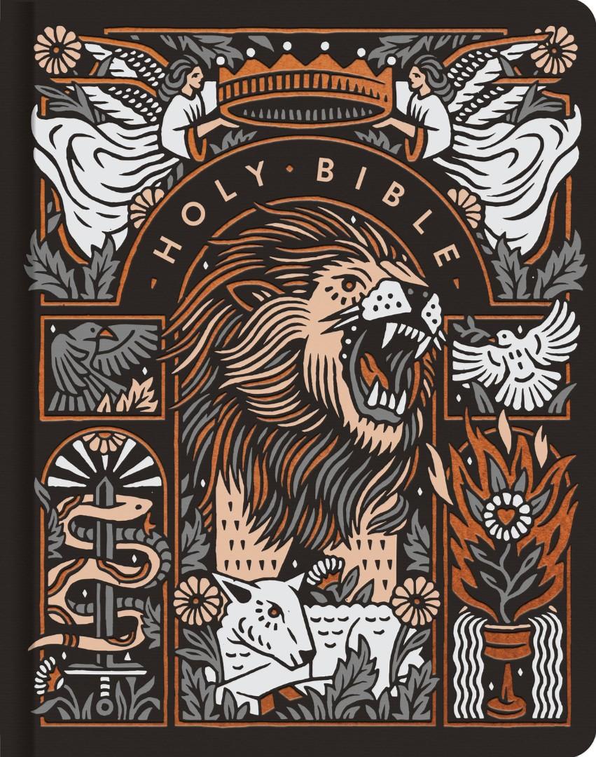 ESV Single Column Journaling Bible, Joshua Noom