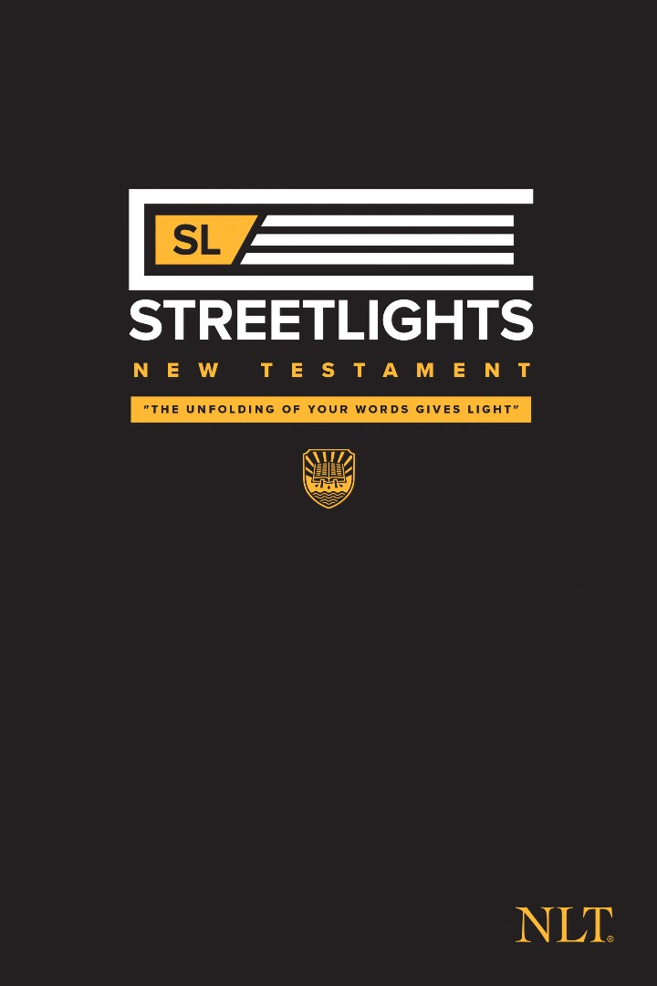 NLT Streetlights New Testament (Softcover)