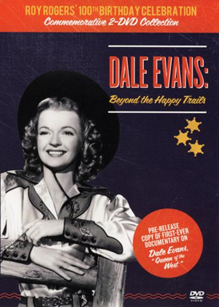 Dale Evans: Beyond the Happy Trails DVD