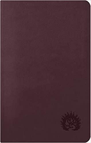 ESV Reformation Study Bible, Condensed Ed., Plum