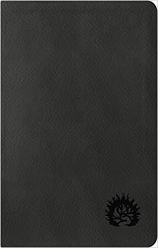 ESV Reformation Study Bible, Condensed Ed., Charcoal