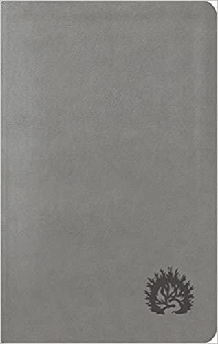 ESV Reformation Study Bible, Condensed Ed., Light Gray