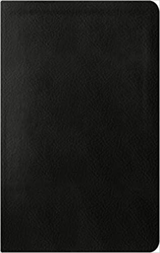 ESV Reformation Study Bible, Condensed Ed., Black