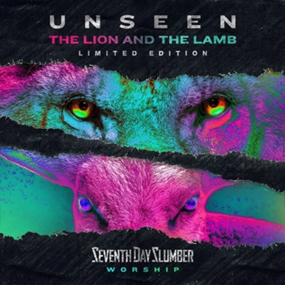 Unseen: The Lion and the Lamb CD
