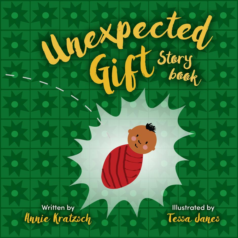The Unexpected Gift Storybook