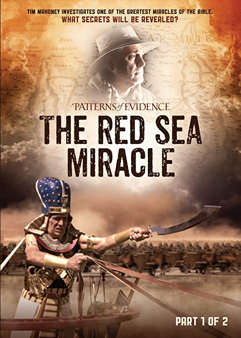 Patterns of Evidence: Red Sea Miracles Part 1 DVD
