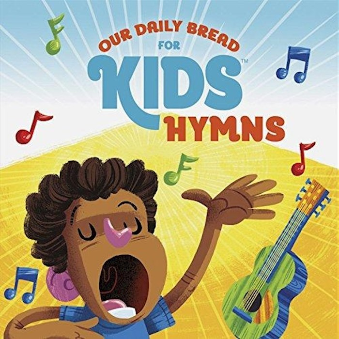 Our Daily Bread for Kids: Hymns CD