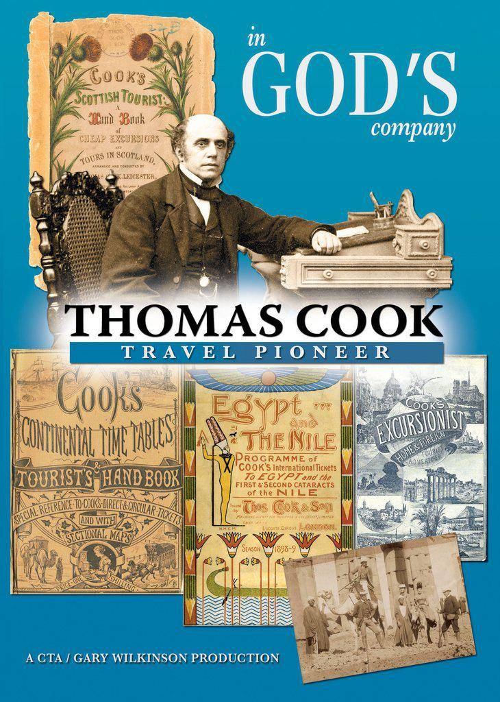 In God's Company: Thomas Cook DVD