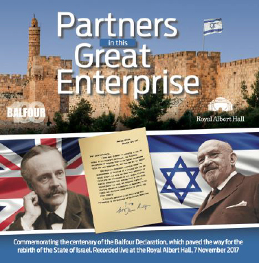 Balfour 100: Partners in This Great Enterprise DVD