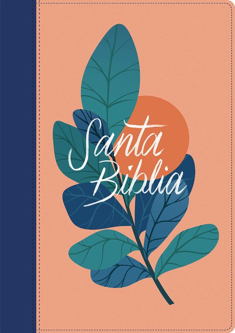 Santa Biblia RVR60, Edición zíper con referencias, letra gra