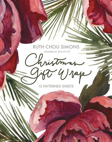 GraceLaced Christmas Wrapping Paper