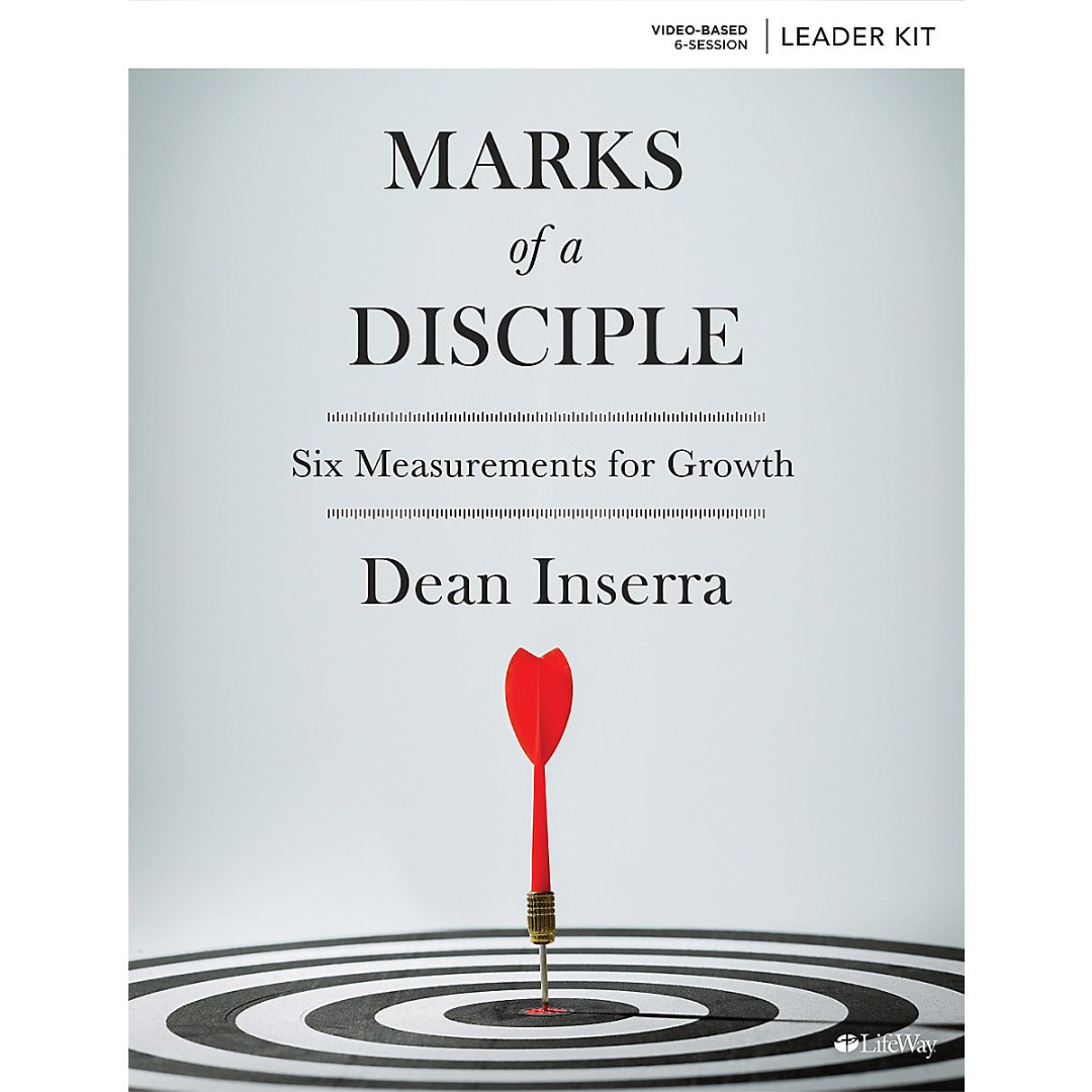 Marks of a Disciple Leader Kit