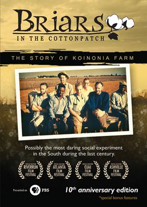 Briars in the Cotton Patch DVD