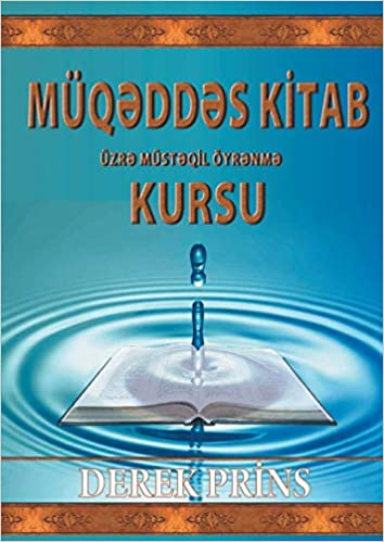 Self Study Bible Course (Azeri)