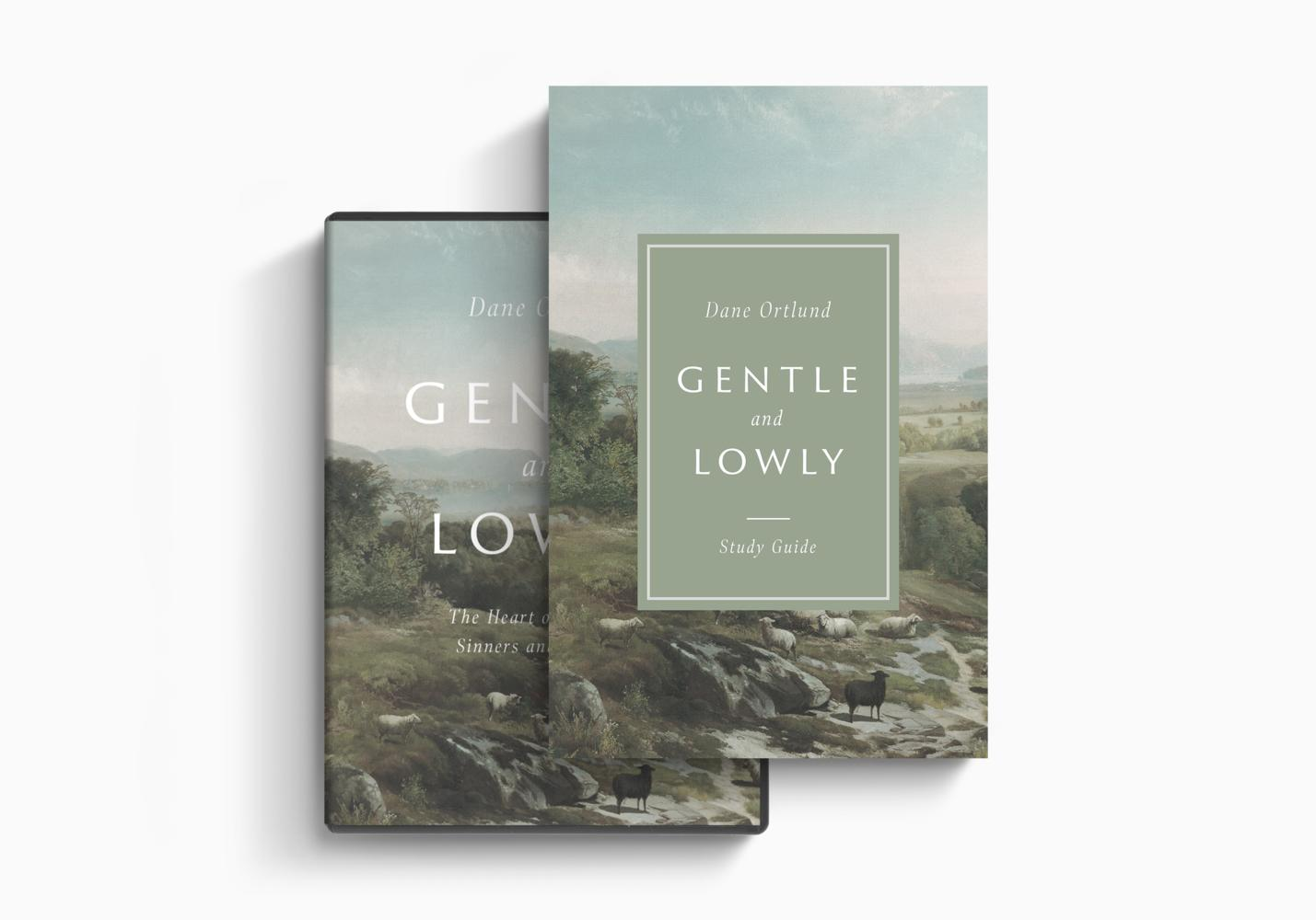 Gentle and Lowly Study Guide with DVD