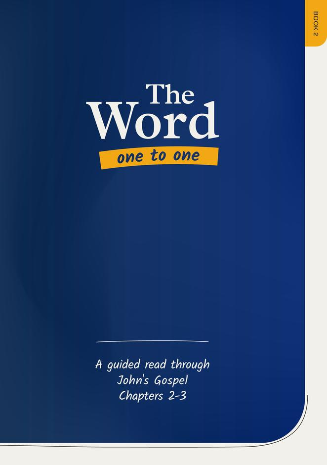 The Word One to One Book 2
