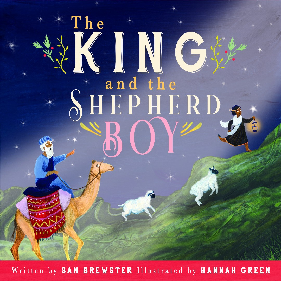 The King and the Shepherd Boy