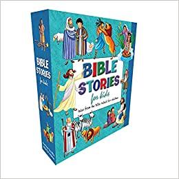 Bible Stories for Kids Box Set