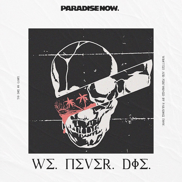 We Never Die CD