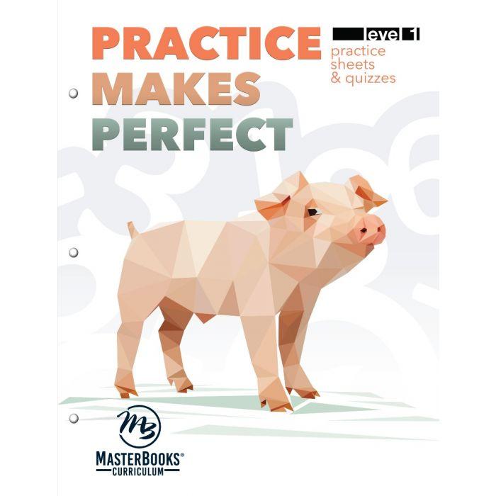 Practice Makes Perfect: Level 1