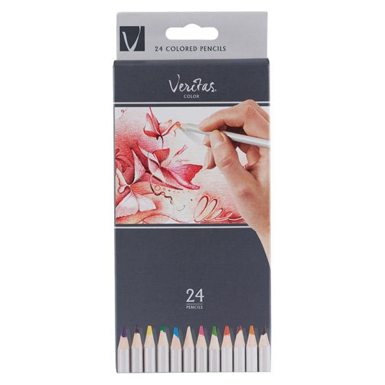 Veritas Colouring Pencils (pack of 24)