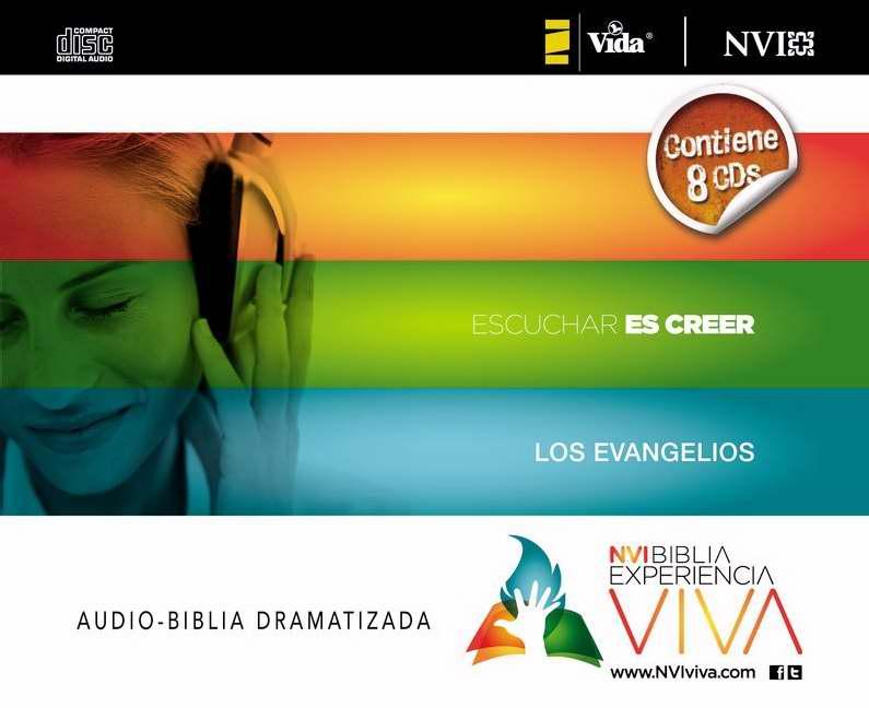 La Nvi Experiencia Viva, Los Evangelios, Audio Cd