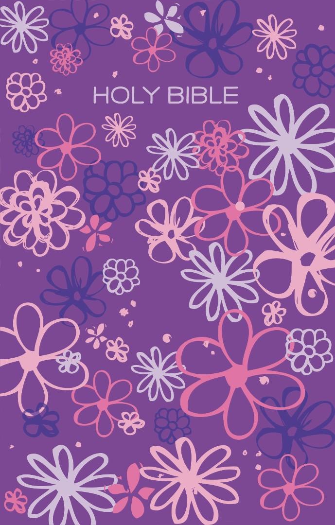 ICB Gift And Award Bible - Girls Edition