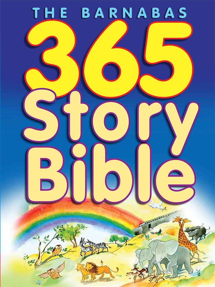 The Barnabas 365 Story Bible