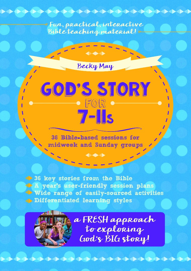 God's Story For 7-11S