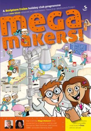 Mega Makers!  Holiday Club Resource Book
