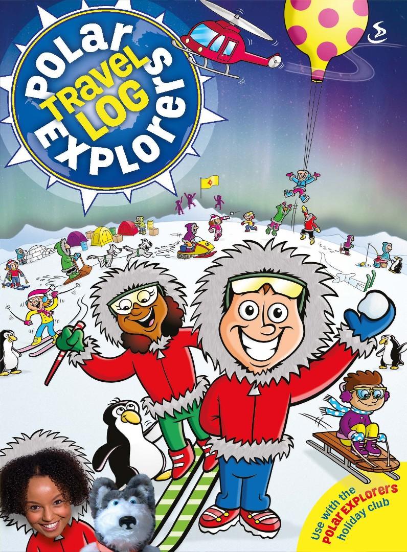 Polar Explorers Travel Log Pk10