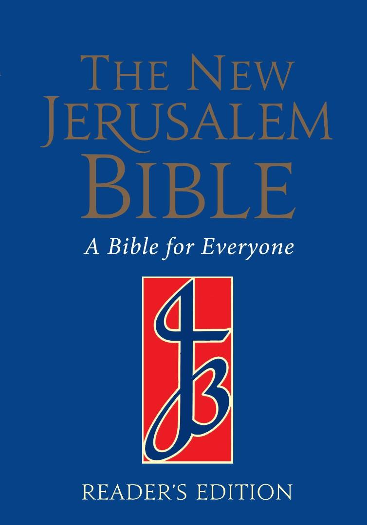 NJB New Jerusalem Bible Reader's Edition
