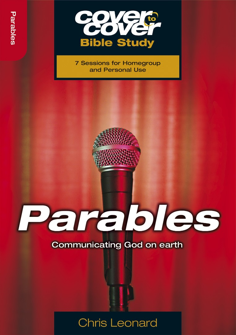 Cover To Cover Bible Study: Parables