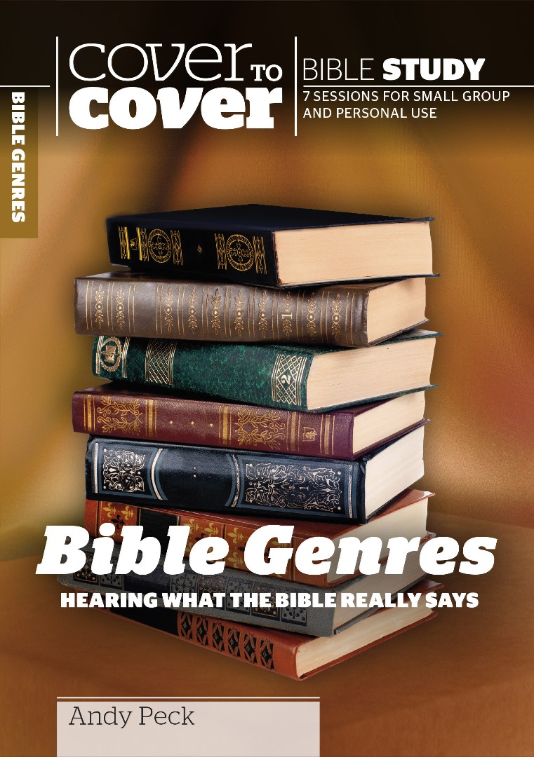 Cover To Cover Bible Study: Bible Genre's