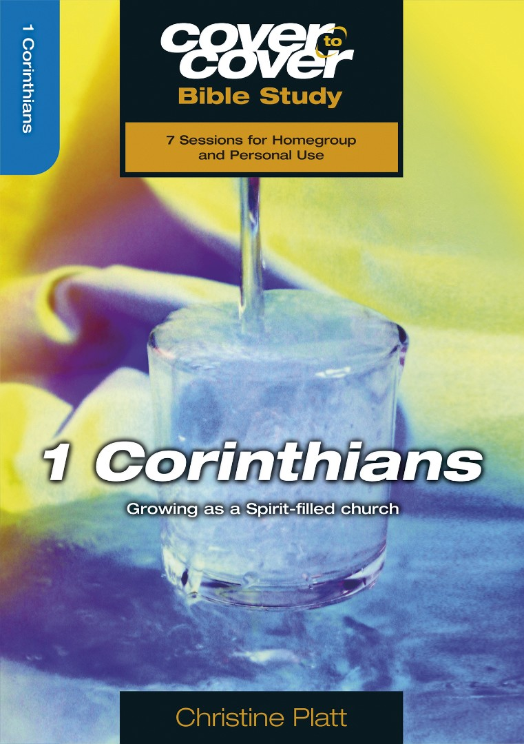 Cover to Cover Bible Study: 1 Corinthians