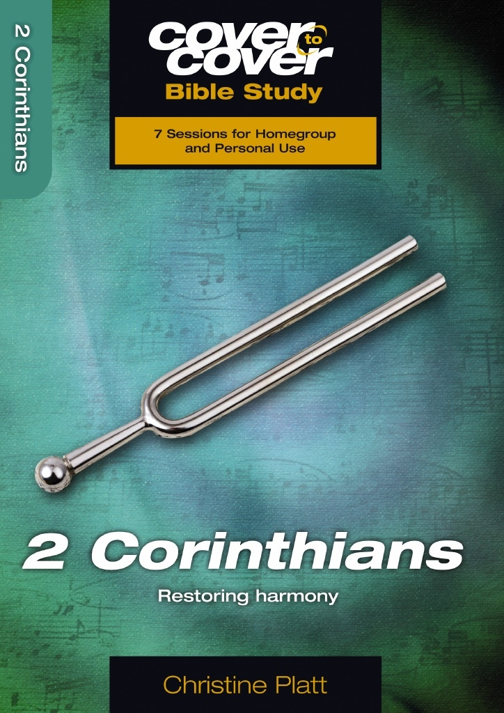 Cover To Cover Bible Study: 2 Corinthians