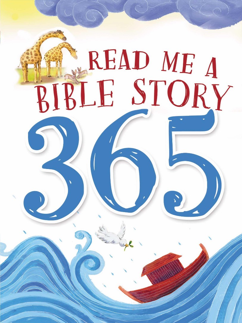 Read Me a Bible Story 365