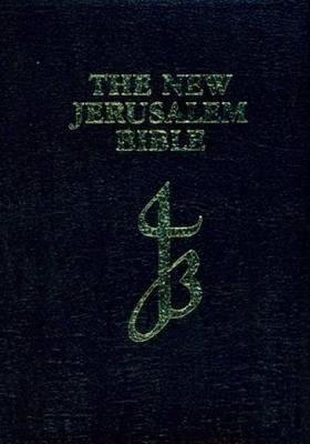 NJB New Jerusalem Bible, Black