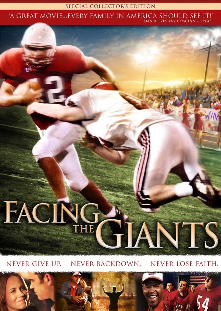 Facing The Giants DVD